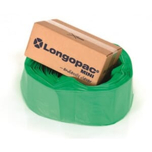Longopack avfallssekk Mini Strong for Longostand 45m Grønn*