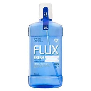 Flux Fresh munnskyll 0,2 % fluor 500 ml