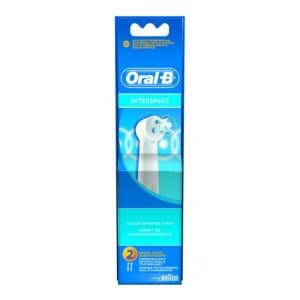 Oral-B Børstehode IP17-2 interspace Solo, 2 stk