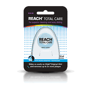 Reach Total Care tanntråd 50 yd/45 m i dispenser